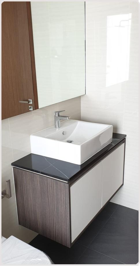 Advantages of Stone Vanity Countertops