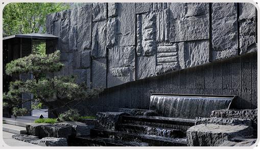 stone wall eternal elegance