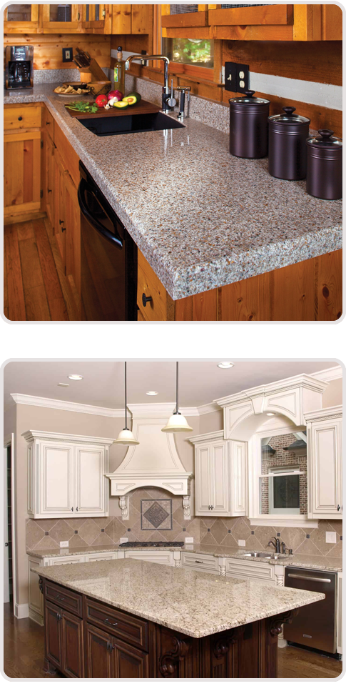 Applications for Granite