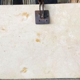Indo Beige Marble Slab