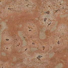 Pink Travertine Marble